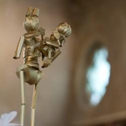 Cathédrale Amiens La vierge dorée