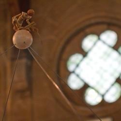 Cathédrale Amiens Regard en plongé 2
