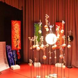"""Installation """"La Musique"""" -Glisy"""